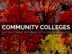 Eternal September of DIgital Humanities
