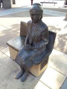 Statue of Rosa Parks