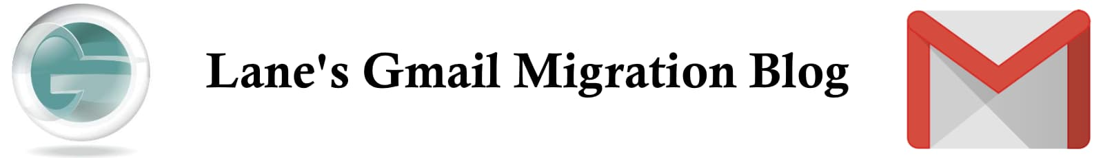 Gmail Migration Blog