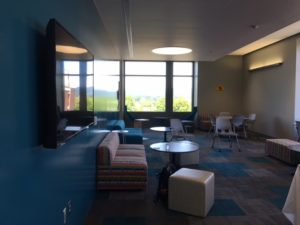 Honors Reading Area
