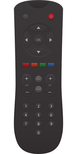 decorative image of a remote control