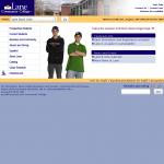 """Lane's """"Old"""" Webpage"""